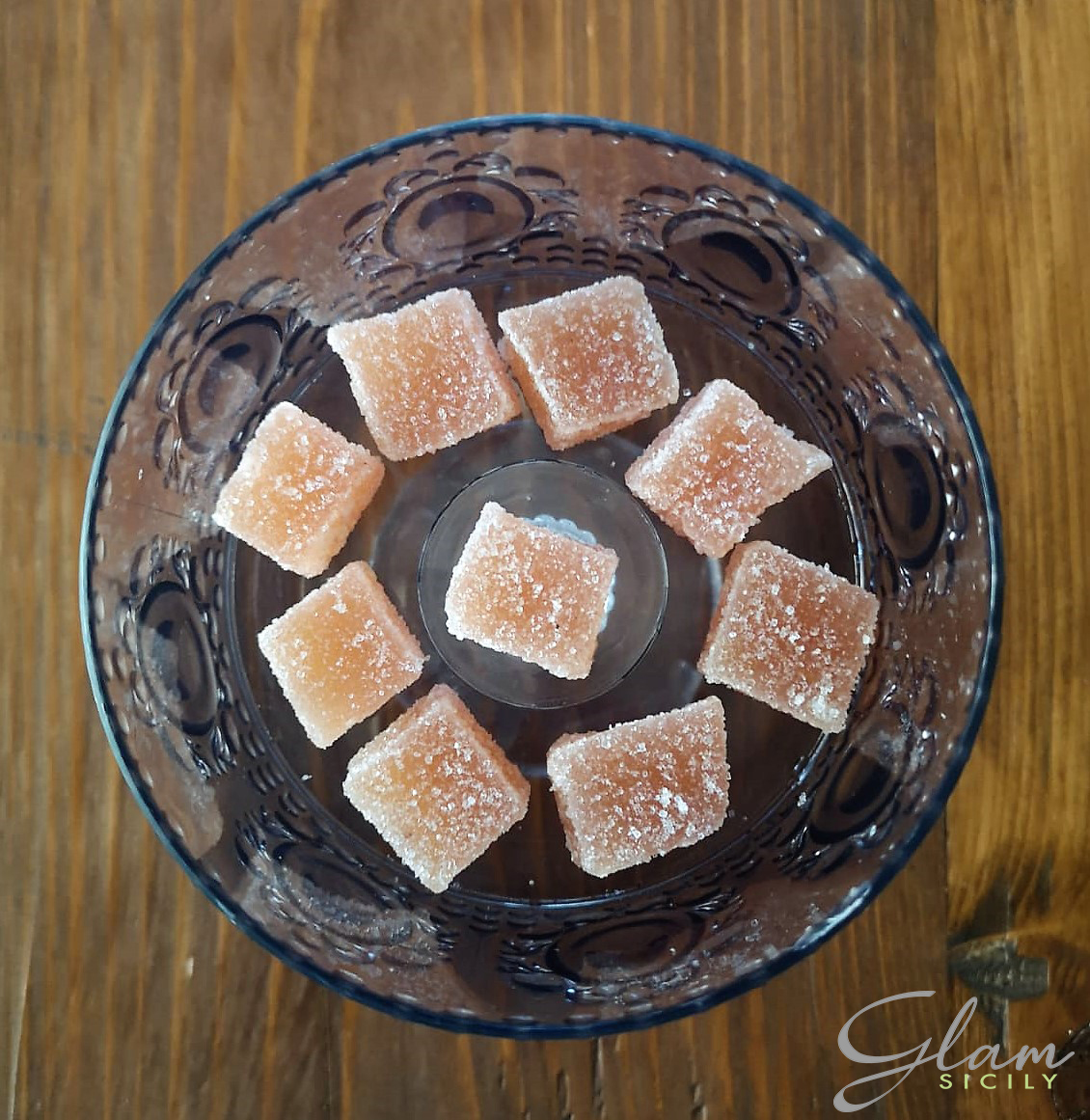 caramelle di cotognata