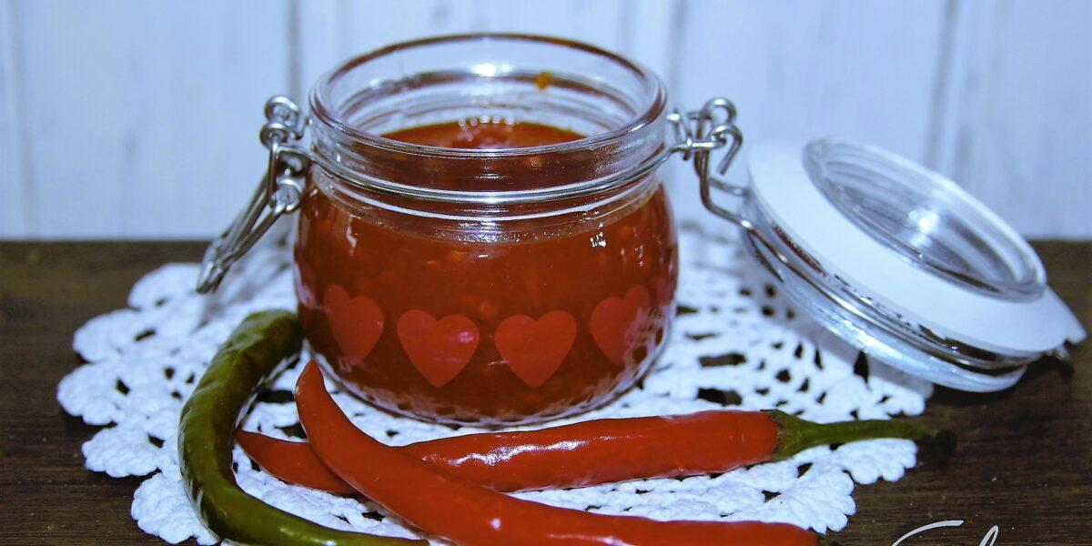 marmellata di peperoncinoi